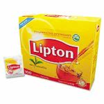 Lipton Tea Bags, Regular, 100 Bags (LIPTJL00291)