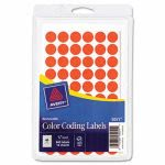 avery-removable-self-adhesive-color-coding-labels-12in-dia-neon-red-840pack-ave05051