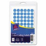avery-removable-self-adhesive-color-coding-labels-12in-dia-light-blue-840pack-ave05050