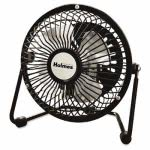 Holmes Mini High Velocity Personal Fan, One Speed, Black (HLSHNF0410ABM)