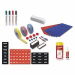 mastervision-magnetic-board-accessory-kit-bluered-bvckt1317