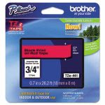 brother-p-touch-tze-standard-laminated-labeling-tape-black-on-red-brttze441
