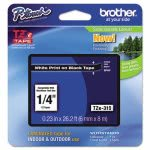 brother-p-touch-tze-adhesive-labeling-tape-14-white-on-black-brttze315