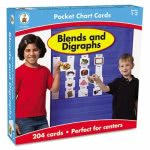 carson-dellosa-blends-and-digraphs-cards-for-pocket-chart-204-cards-ages-4-5-cdp158153