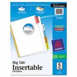 avery-worksaver-big-tab-dividers-multicolor-tabs-5-tab-letter-white-ave11121