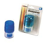 officemate-twin-pencil-crayon-sharpener-with-cap-blue-oic30220