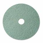 "3M Aqua 20"" Burnishing Floor Pad 3100, Synthetic Fiber, 5 Pads (MMM08753)"