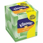Kleenex Anti-Viral Facial Tissues, 3-PLY, White, 27 Boxes (KCC 25836)