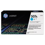 HP 507A Cyan Original LaserJet Toner Cartridge for US Government (HEWCE401AG)