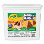 Crayola Model Magic Modeling Compound, Natural, 2 lbs. (CYO232412)