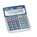 Canon LS-100TS Portable Business Calculator, 10-Digit LCD (CNMLS100TS)