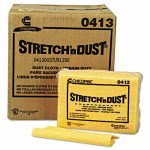 Stretch n Dust Cloths, Yellow Cloth, 400 Dust Cloths (CHI 0413)
