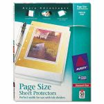 avery-poly-3-hole-punched-sheet-protectors-clear-letter-50-per-box-ave74203