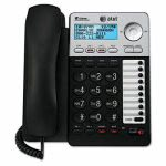 att-ml17929-two-line-corded-speakerphone-black-silver-attml17929