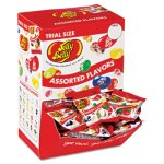 Jelly Belly Jelly Beans, Assorted Flavors, 80/Dispenser Box (OFX72512)