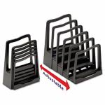 avery-adjustable-file-rack-five-sections-8-x-10-34-x-11-34-black-ave73523