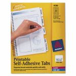 avery-printable-plastic-tabs-1-1-4-inch-white-96-per-pack-ave16280