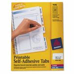 avery-printable-repositionable-plastic-tabs-1-34-inch-white-80pack-ave16282