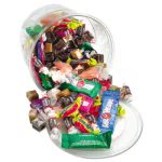 Office Snax Soft & Chewy Mix, Assorted Soft Candy, 2lb Plastic Tub (OFX00013)