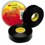 "3m Scotch 33+ Super Vinyl Electrical Tape, 3/4"" x 44ft (MMM10075)"