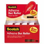 scotch-adhesive-dot-roller-value-pack-03-in-x-49-ft-4pk-mmm6055bns