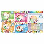 scholastic-my-food-plate-bulletin-board-set-with-poster-and-activity-guide-shs0545417449