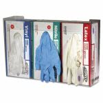 san-jamar-clear-plexiglas-disposable-glove-dispenser-3-packssjmg0805