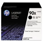 HP 90X,  2-pack High Yield Black Original LaserJet Toner Cartridges (HEWCE390XD)