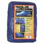Anchor Brand Multiple Use Tarpaulin, Polyethylene, 40ft x 60ft (ANR4060)