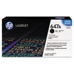 HP 647A, (CE260A) Black Original LaserJet Toner Cartridge (HEWCE260A)