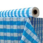 atlantis-plastic-table-cover-40-x-300-roll-blue-gingham-atl2tcb300gin