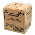 Chix Stretch 'n Dust Cloths, Yellow, 40 Cloths/Pack, 10 Packs (CHI0412)