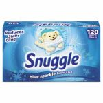 Snuggle Fabric Softener Sheets, Fresh Scent, 120 Sheets (DIA45115EA)