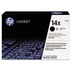 HP 14X, (CF214X) High Yield Black Original LaserJet Toner Cartridge (HEWCF214X)