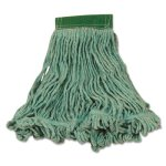 rubbermaid-d212-super-stitch-blend-mop-heads-green-medium-6-mops-rcpd212gre