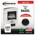 innovera-4906an-compatible-remanufactured-c4906an-940xl-ink-blk-ivr4906anc