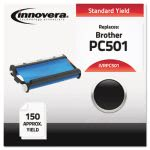 innovera-pc501-compatible-remanufactured-pc501-thermal-transfer-150-page-yield-black-ivrpc501
