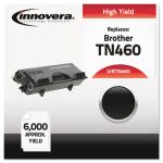 Innovera Remanufactured TN460 Laser Toner, 6000 Page-Yield, Black (IVRTN460)