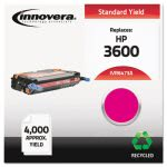 Innovera Compatible, Remanufactured Laser Toner, 4000 Yield, Magenta (IVR6473A)