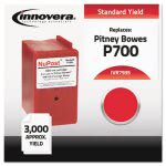 Innovera 7935 Compatible, Remanufactured, Meter, 3000 Yield, Red (IVR7935)