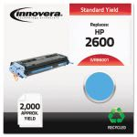 innovera-86001-compatible-remanufactured-q6001a-2000-yield-cyan-ivr86001