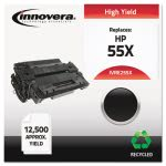 innovera-e255x-compatible-remanufactured-toner-12500-yield-black-ivre255x