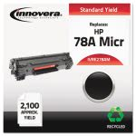 innovera-remanufactured-ce285a-78a-micr-toner-2100-yield-black-ivre278am