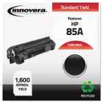 Innovera E285A Compatible Remanufactured Toner, 1600 Yield, Black (IVRE285A)