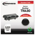 Innovera Remanufactured TN430 Laser Toner, 3000 Page-Yield, Black (IVRTN430)