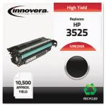 Innovera Remanufactured CE250X (504X) Laser Toner, 10500 Yield, Black (IVRE250X)