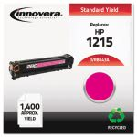 Innovera B543A  Remanufactured Laser Toner, 1400 Yield, Magenta (IVRB543A)