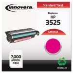 Innovera E253A Remanufactured Laser Toner, 7000 Yield, Magenta (IVRE253A)