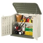 rubbermaid-home-products-large-horizontal-outdoor-storage-shed-57-x-32-x-47-olive-greensandstone-rub3747
