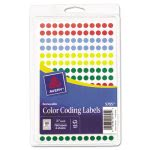 avery-removable-self-adhesive-color-coding-labels-14in-dia-assorted-768pack-ave05795